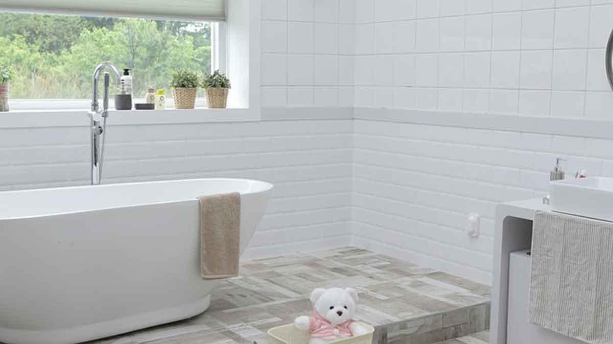 badkamer waterdicht maken