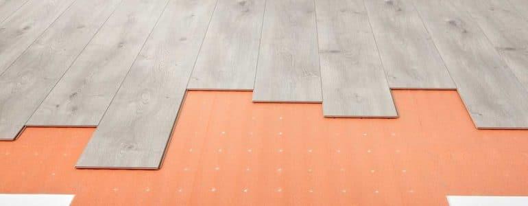 beste isolatie voor een laminaatvloer